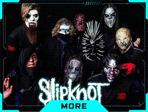 News - Slipknot Hammersonic 2020