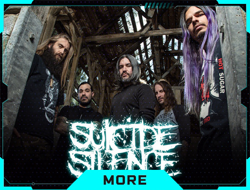 Suicide Silence Hammersonic