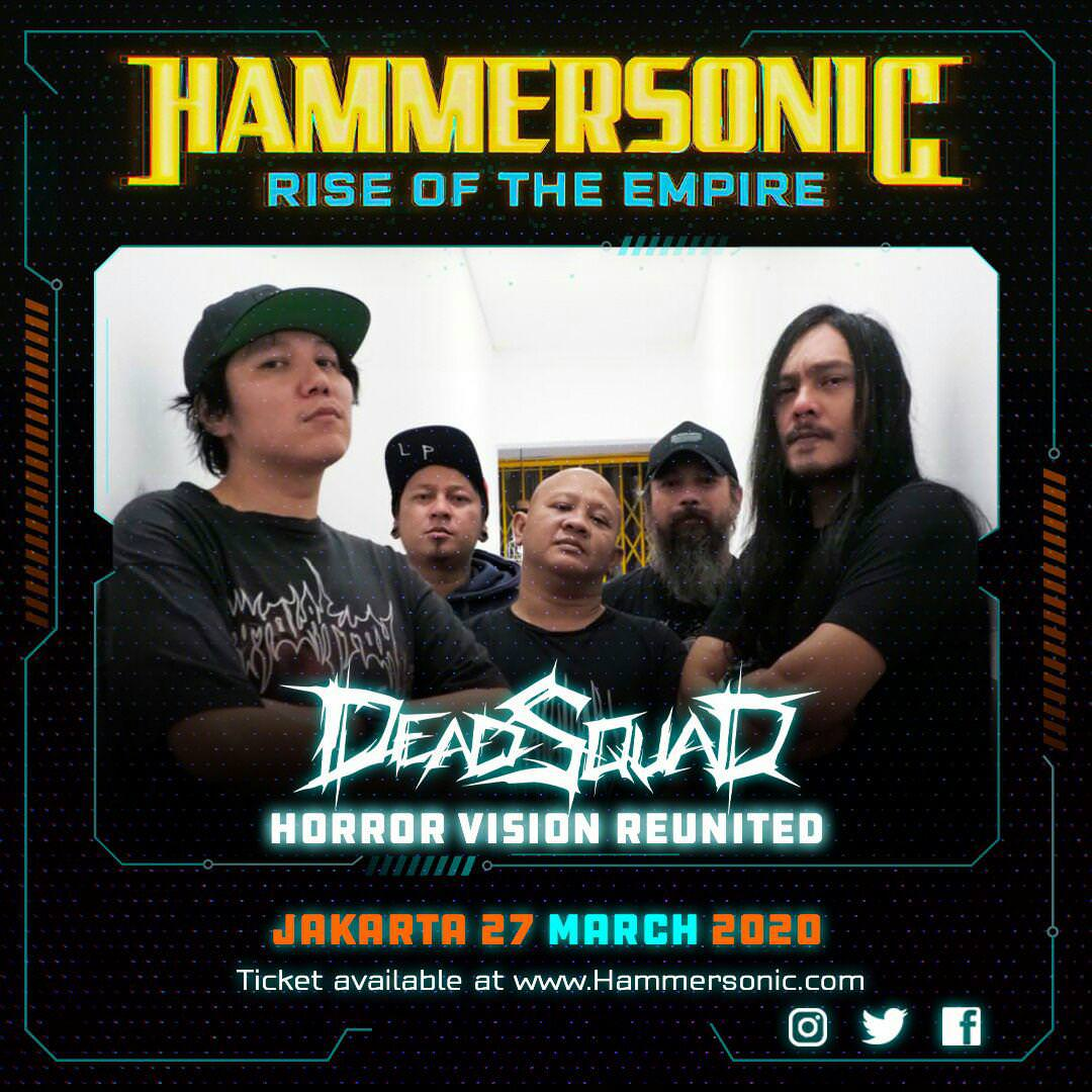 Hammersonic - DeadSquad