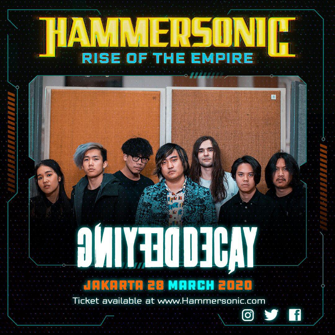 Hammersonic - Defying Decay