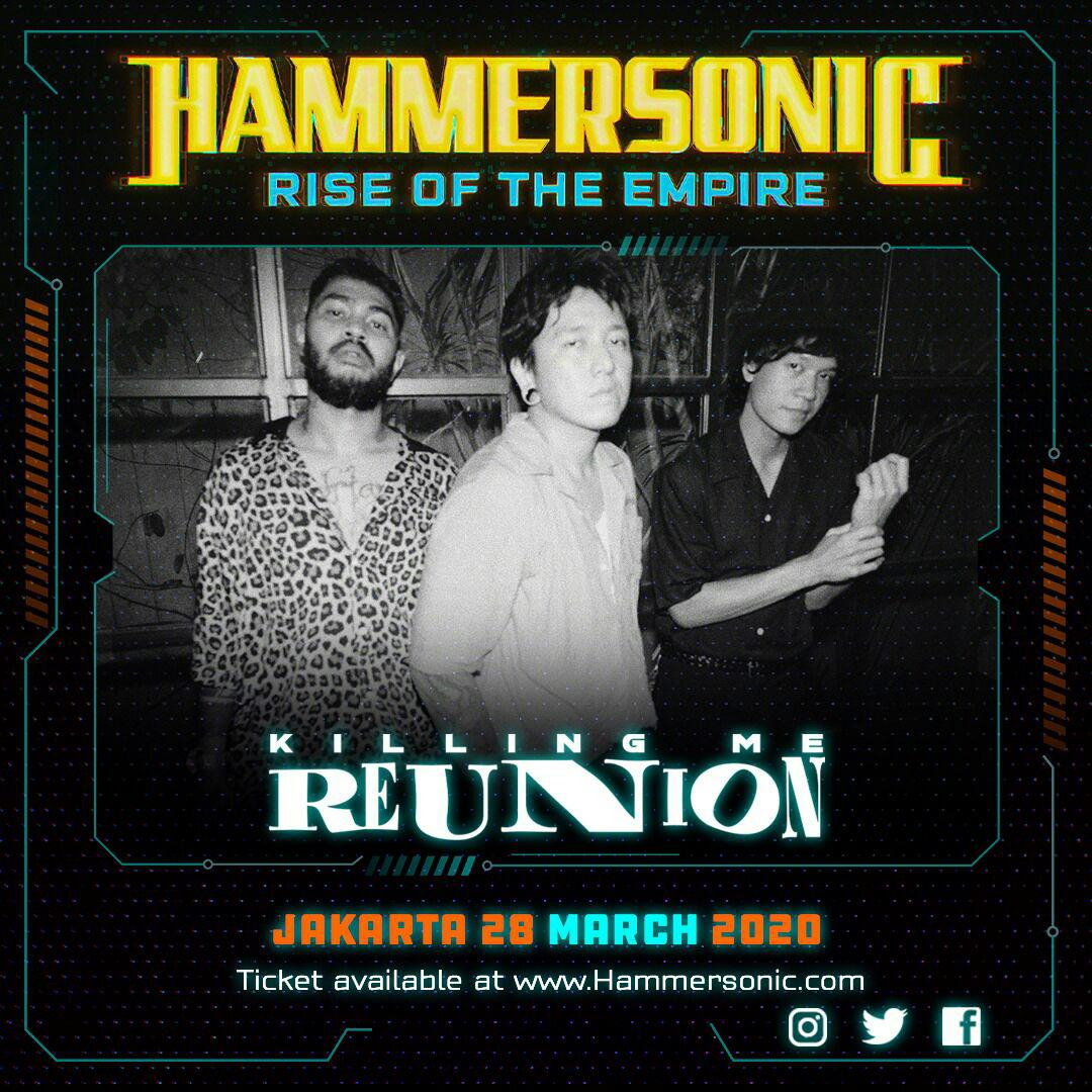 Hammersonic - Killing Me Inside Reunion