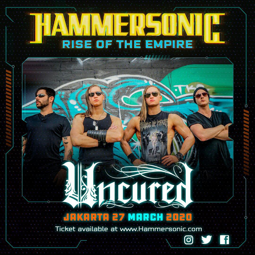 Hammersonic - Uncured